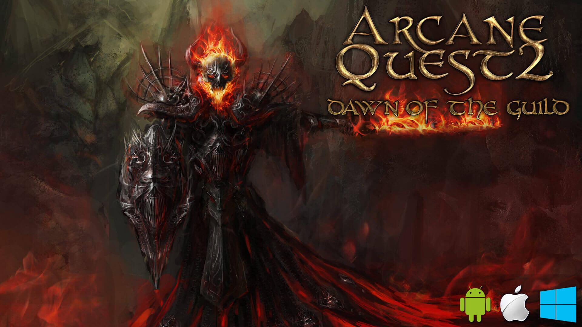 Arcane Quest 2 - Wallpaper 2