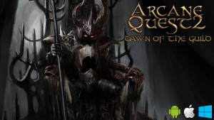 Arcane Quest 2 - Wallpaper 3