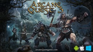Arcane Quest 3 - Wallpaper Full HD 01
