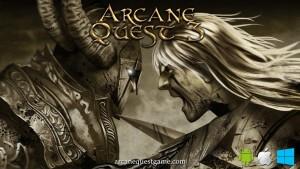 Arcane Quest 3 - Wallpaper Full HD 02