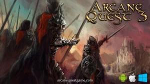 Arcane Quest 3 - Wallpaper Full HD 03