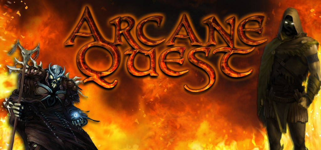 Arcane Quest RPG Mobile Game