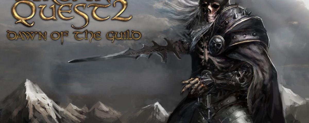 Arcane Quest 2 - Wallpaper 1