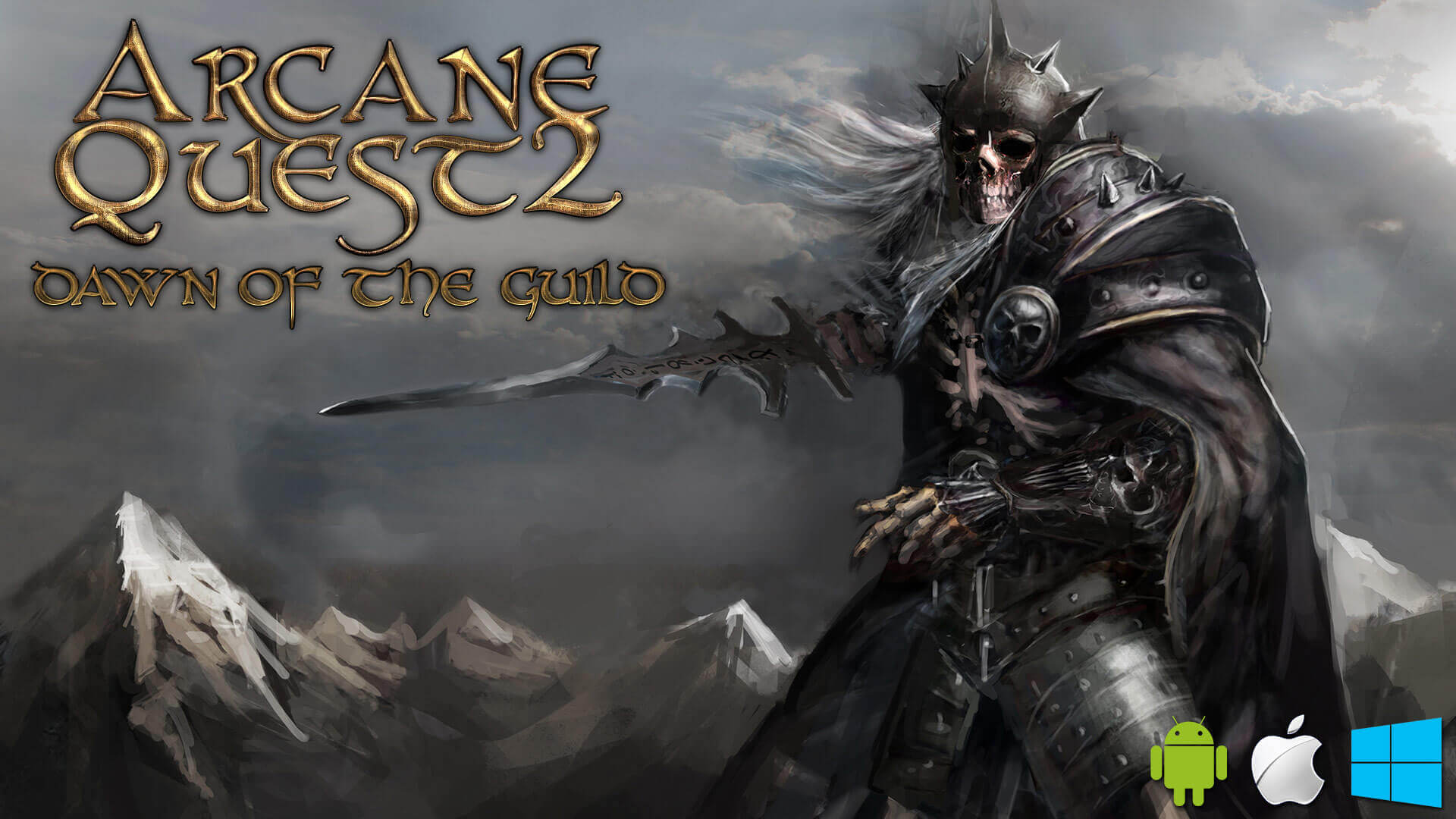 Arcane Quest 2 - Wallpaper 1