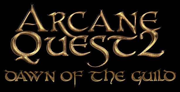 Arcane Quest 2 Title