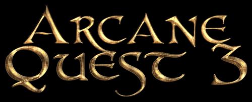Arcane Quest 3 Title