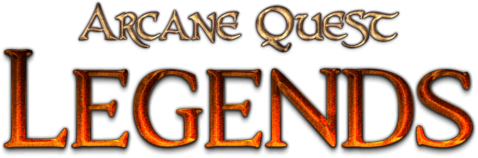 Arcane Quest Legends Logo